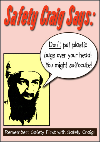 Safety Craig Plastic Bags
