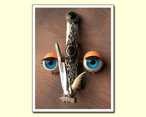 An Eye Pin