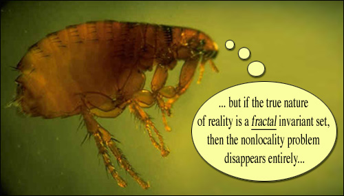 The Quantum Flea