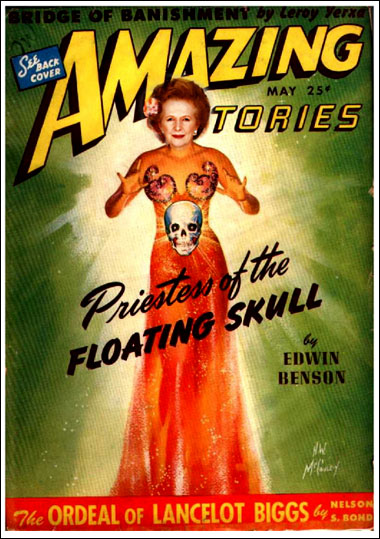 Priestess of the Floating Skull