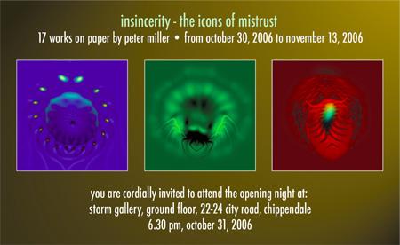 Insincerity Invite Small