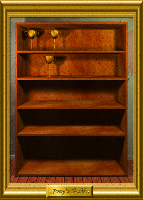 Joey's Shelf