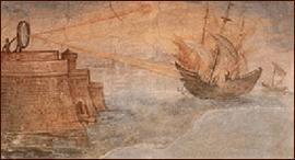 Archimedes' Fresco