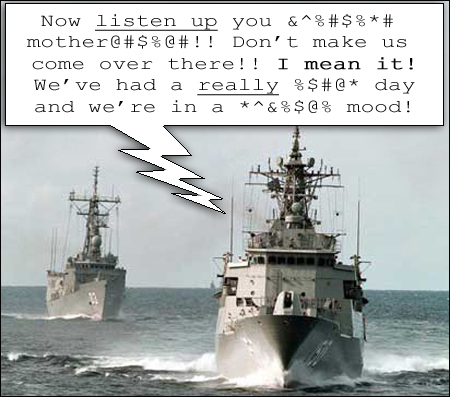 The Navy Gets the Gravy