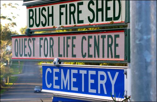 Cemetery!