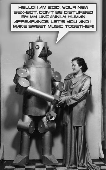 A Robot Joke