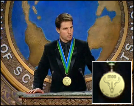 Tom's Medal